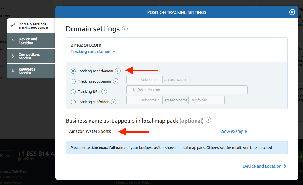 configure-position-tracking