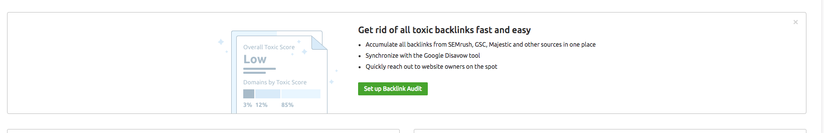 Backlinks Overview Report image 7