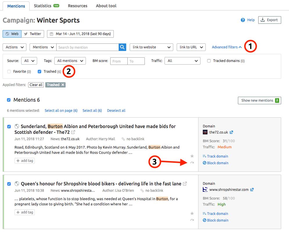 Brand Monitoring Workflow image 9
