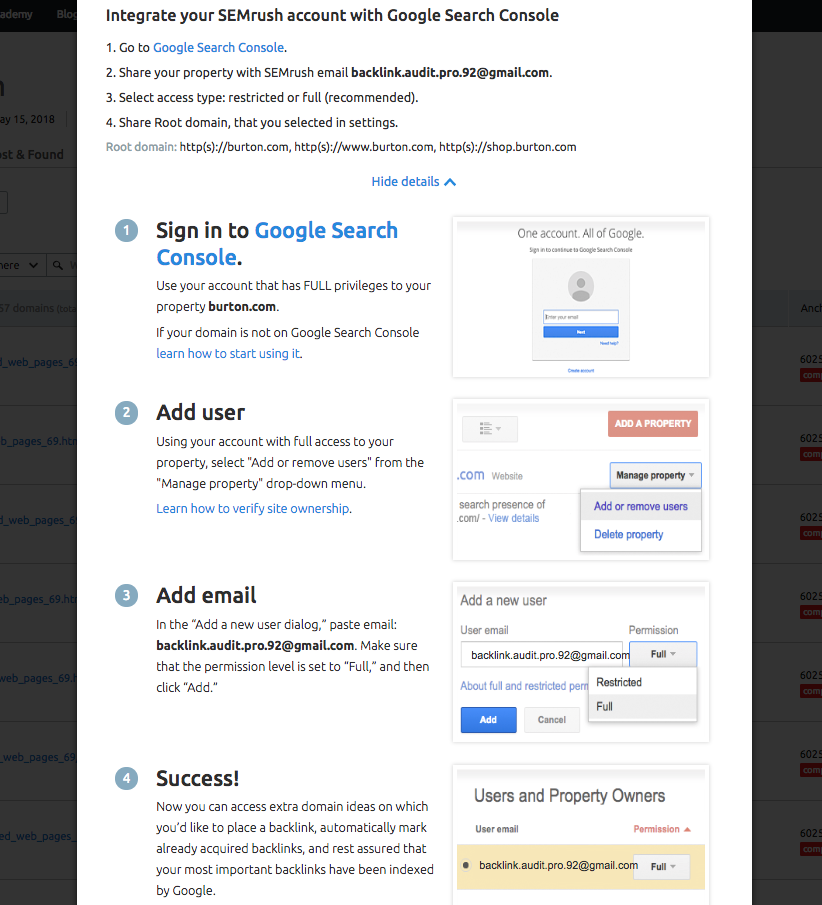 Google Analytics and Search  Console image 4