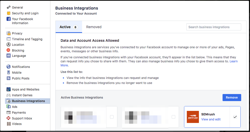 Troubleshooting Your Facebook Pages Account image 1