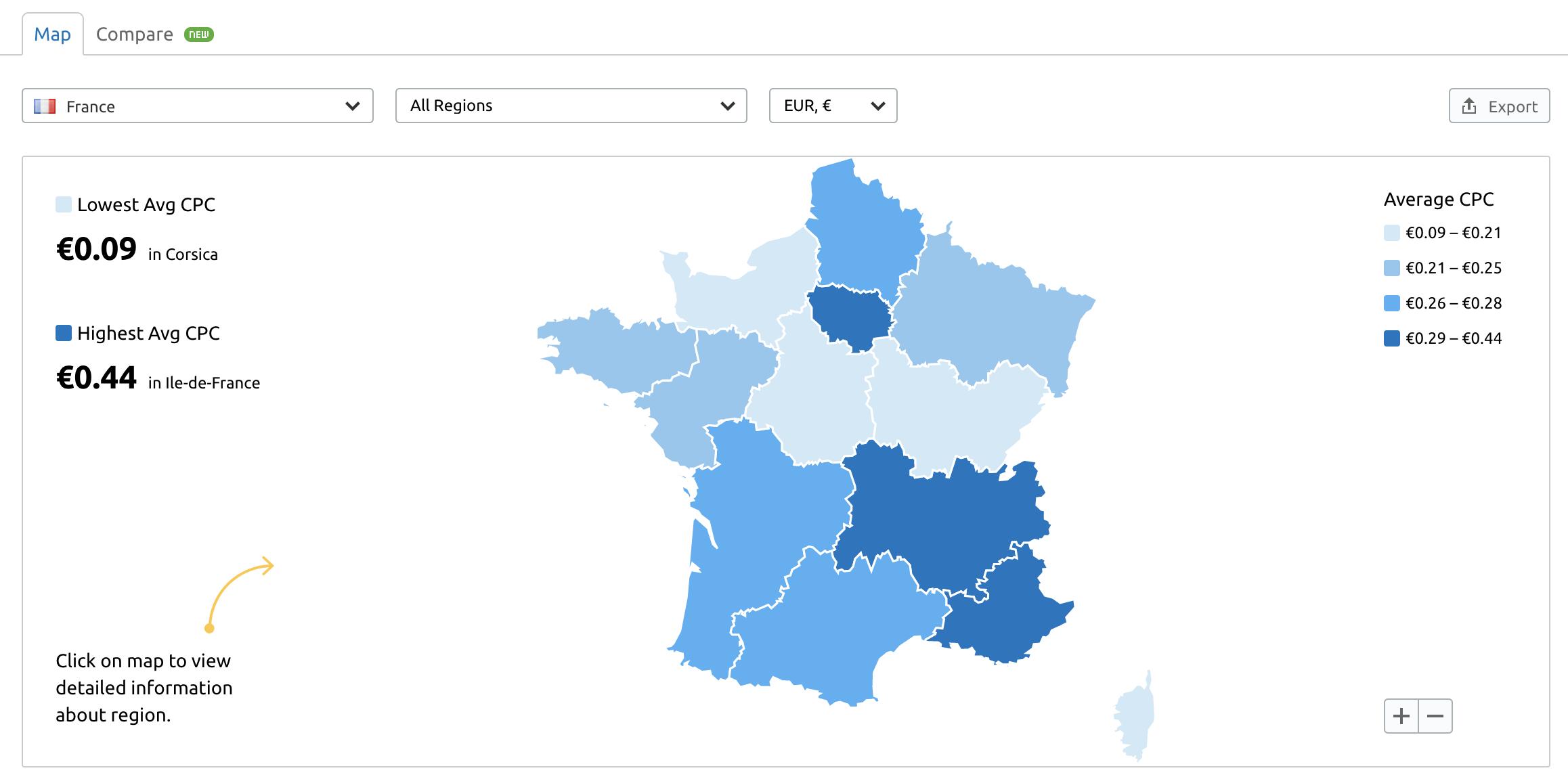 Comment monétiser votre contenu avec CPC Map image 8