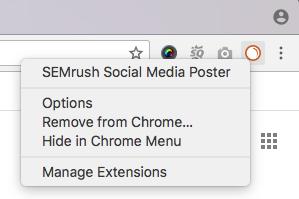 Social Media Poster Chromeの拡張機能 image 10