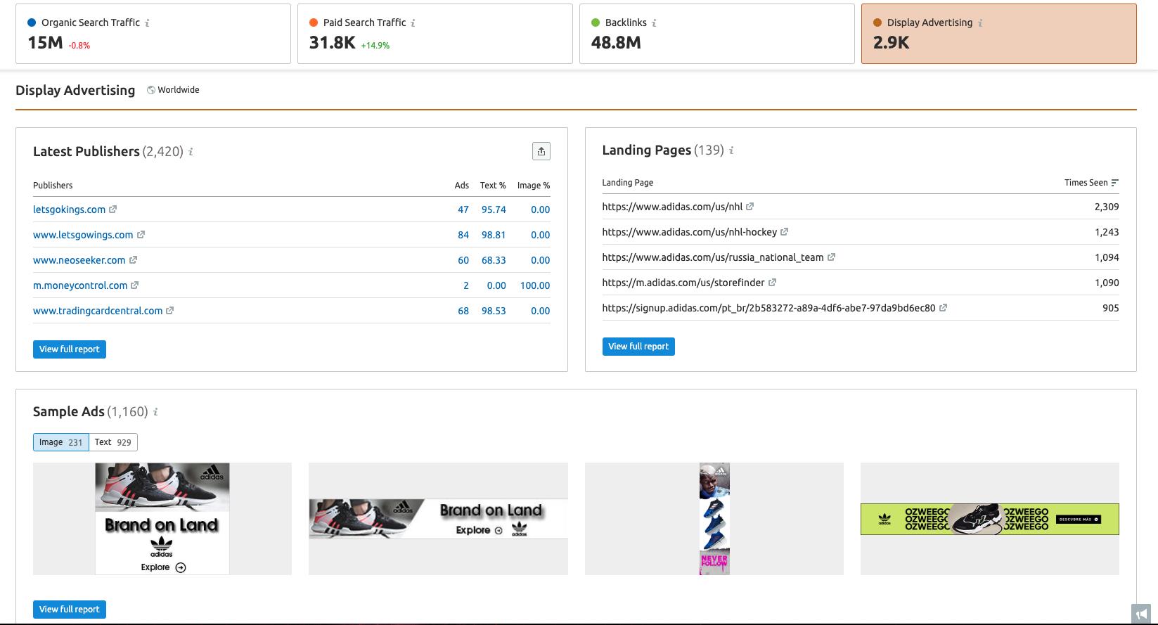 Domain Overview - Desktop image 5