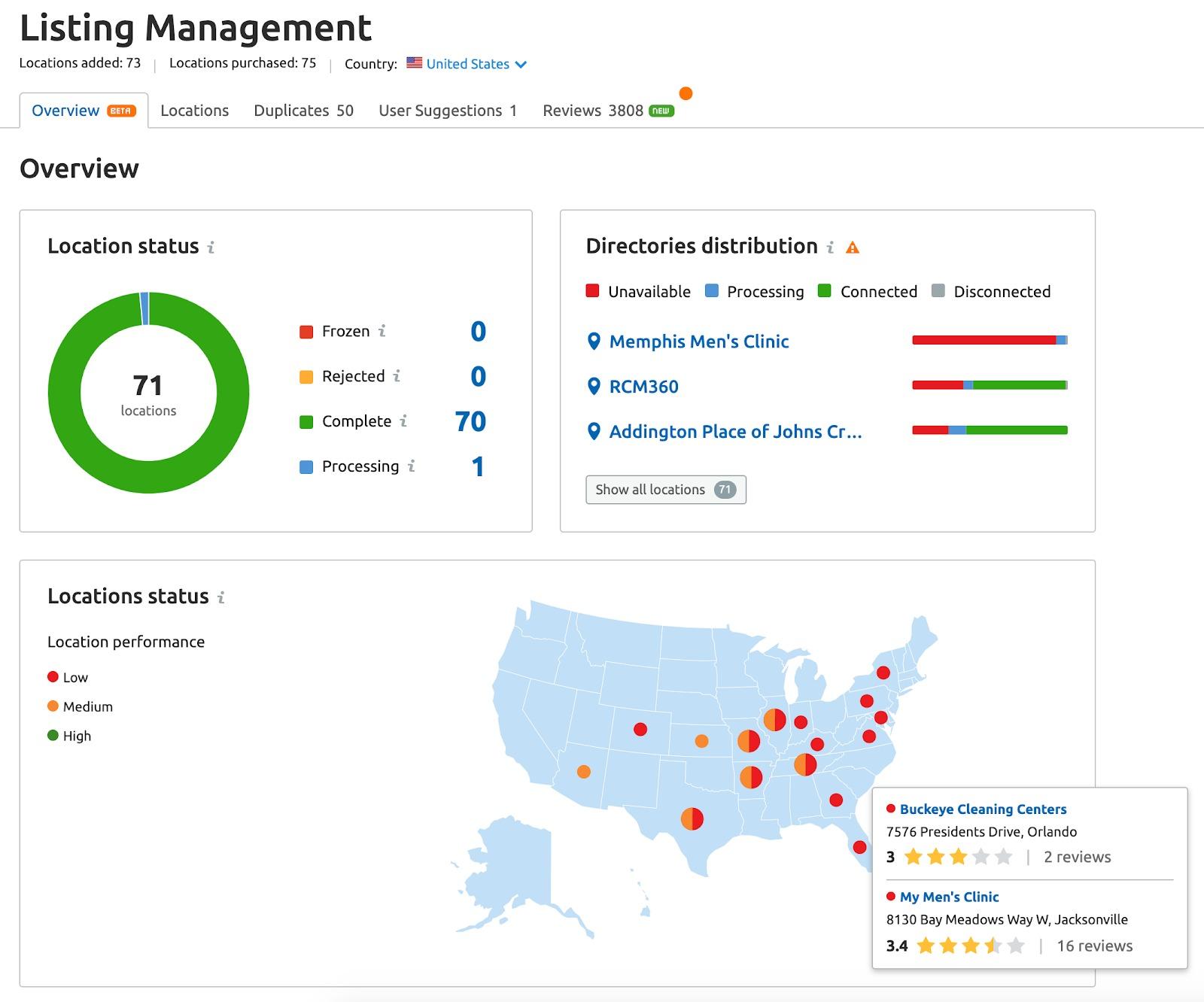 Listing Management image 2
