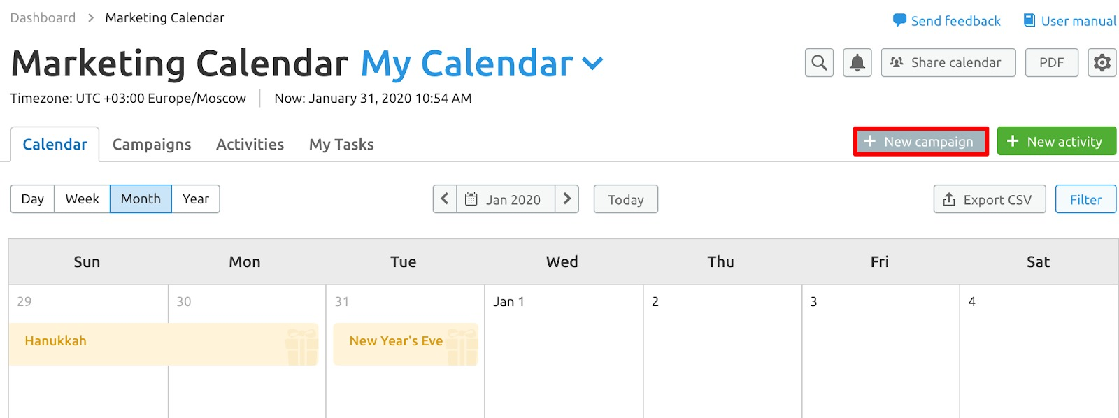 How to Create an Editorial Calendar image 1