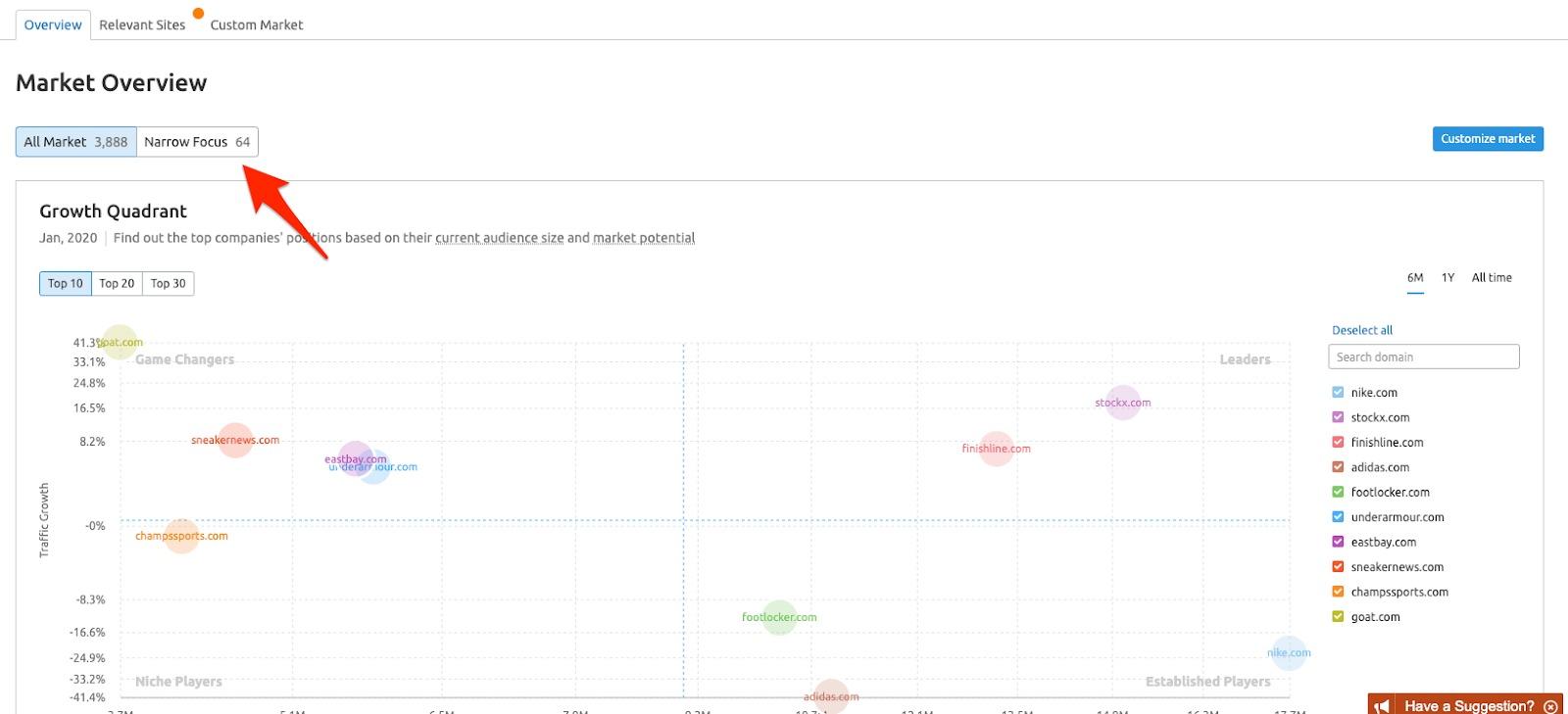 Market Explorer image 1