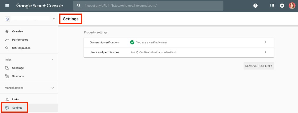 Cómo conectar Backlink Audit con las cuentas de Google image 4