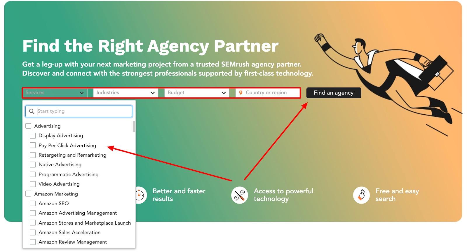 Agency Partners Platform image 1