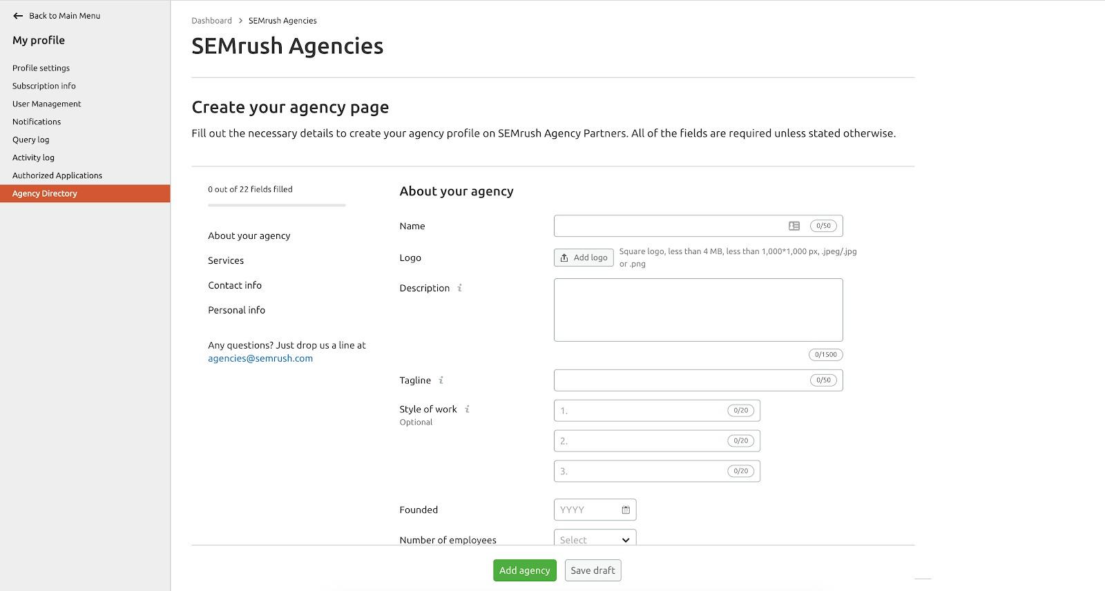 Agency Partners Platform image 4