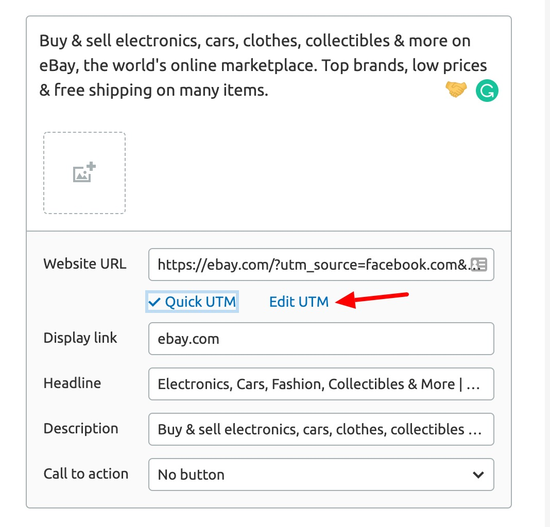 How to Save Time Running Your Social Media Ads with SEMrush image 4